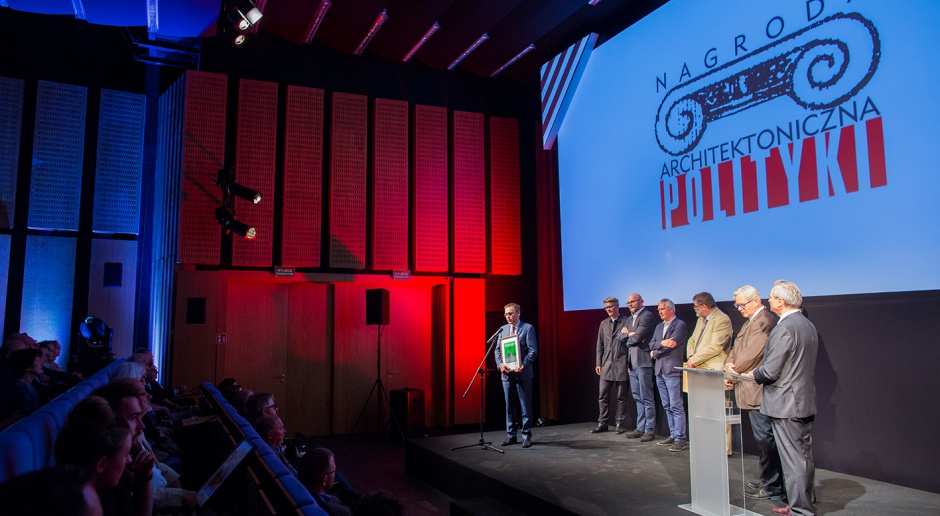 Nagroda architektoniczna Polityki dla MCK