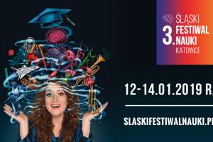 Ślaski Festiwal Nauki 2019 w MCK