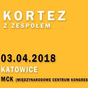 Kortez z zespołem w MCK 2018