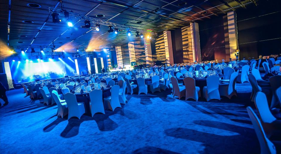 Sala balowa AB w Międzynarodowym Centrum Kongresowym