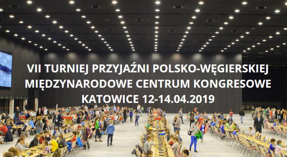 Turniej przyjaźni polsko-węgierskiej w MCK Katowice