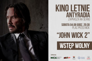 John Wick 2 film w MCK