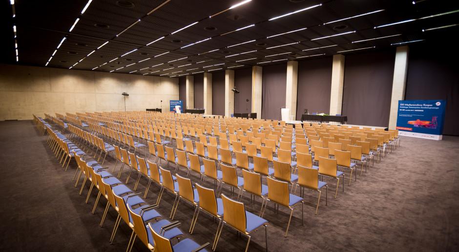 Sala balowa A w Międzynarodowym Centrum Kongresowym