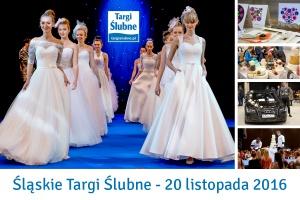 Śląskie Targi Ślubne w Międzynarodowym Centrum Kongresowym