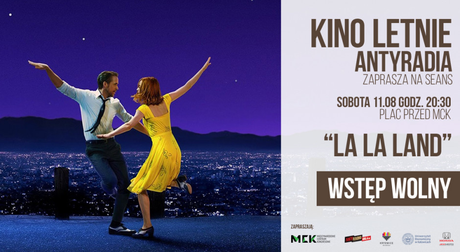 La la land film w MCK