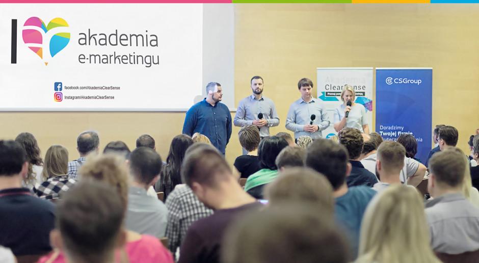 akademia e-marketingu w Międzynarodowym Centrum Kongresowym w Katowicach