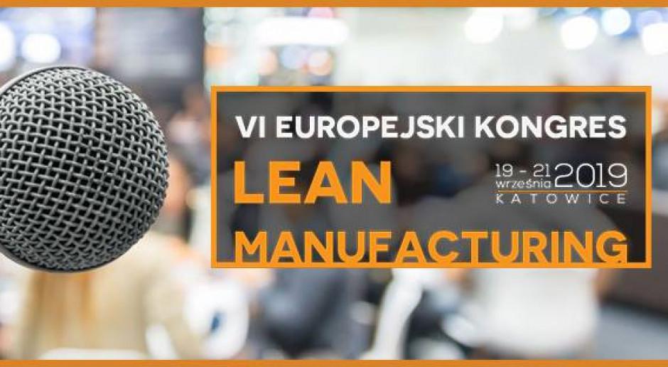 VI Europejski Kongres Lean Manufacturing w MCK