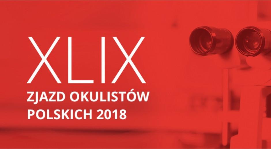 Zjazd Okulistów Polskich MCK 2018