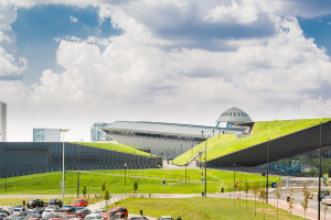 International Congress Centre, Spodek Arena and .KTW office building