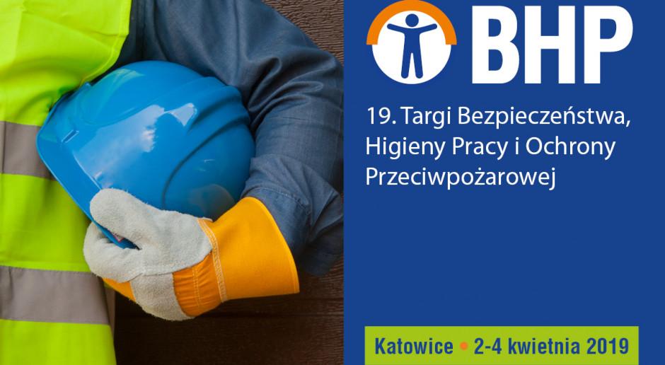 Targi BHP 2019 w Międzynarodowym Centrum Kongresowym
