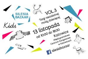 Silesia Bazaar Kids vol.3 w MCK