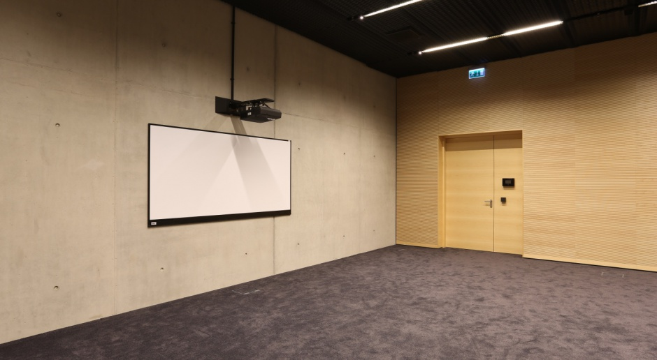Sala konferencyjna w Międzynarodowym Centrum Kongresowym