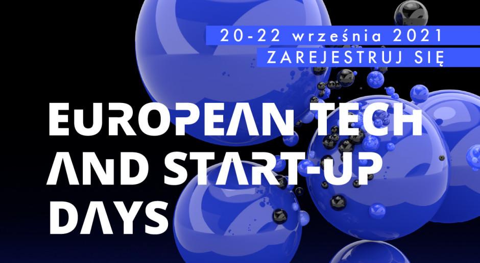 European tech and start up days
