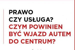 Gazeta Wyborcza debata w MCK 2019