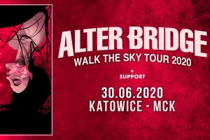 Alter Bridge koncert w MCK