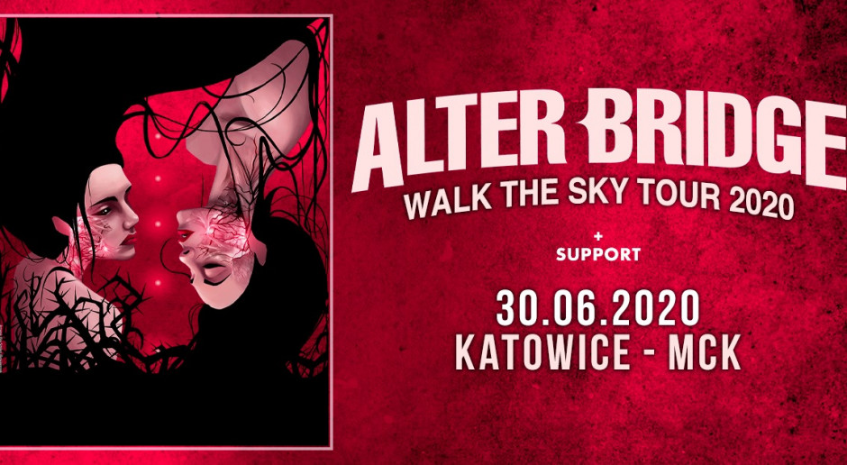 Alter Bridge koncert w MCK