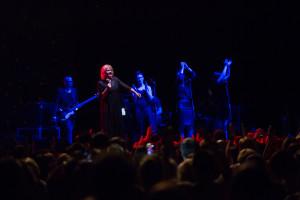 Koncert Ani Dąbrowskiej kwiecień 2018