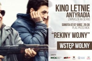rekiny Wojny film w MCK