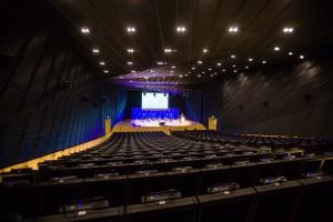 Audytorium podczas Europejskiego Kongresu Gospodarczego