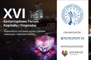 Samorządowe forum Kapitału i Finansów w MCK 2018