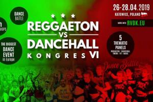 Reggaeton vs Dancehall w Międzynarodowym Centrum Kongresowym