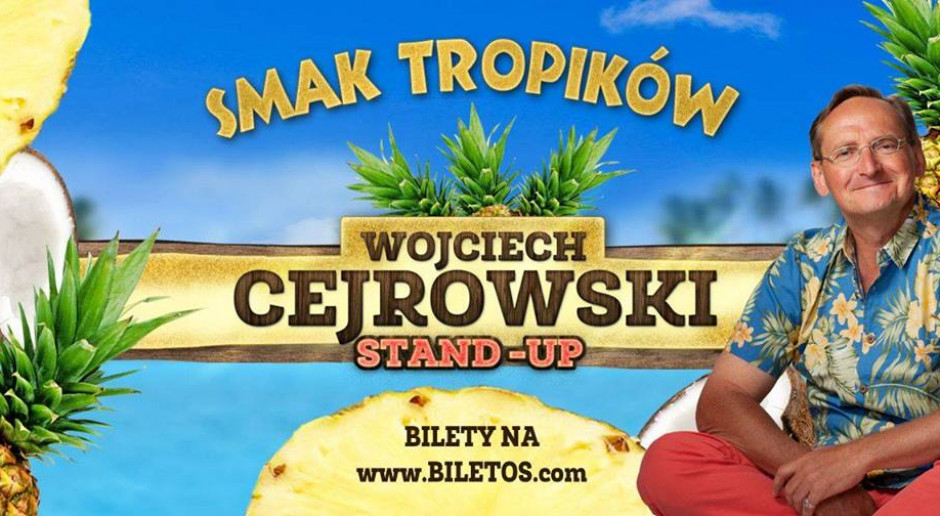 Cejrowski w MCK 2019